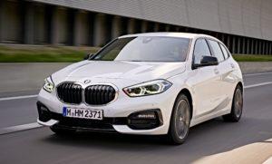 В России запатентовали новую BMW 1-Series