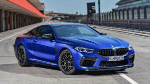 BMW M8 Coupe. Фото BMW