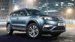 В России названы самые популярные китайские автомобили в 2019 году