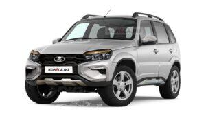 «АвтоВАЗ» тестирует сборку новой Chevrolet Niva