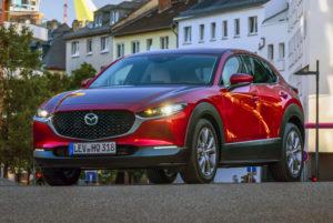 Mazda получила ОТТС на новый кроссовер Mazda CX-30