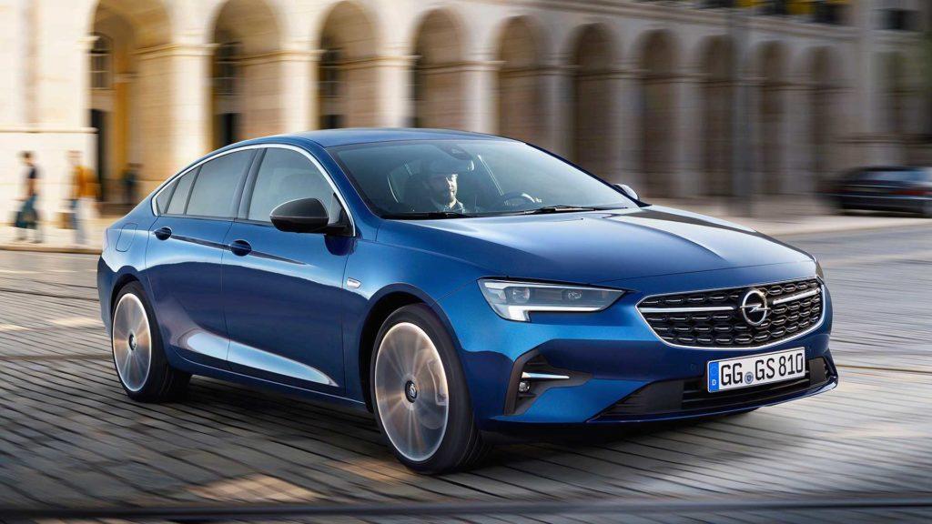 Opel обновил Insignia: подретушированная внешность идругие моторы