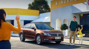 Volkswagen обновил седан Volkswagen Lavida