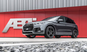 В Россию появится Audi Q5 от ателье ABT