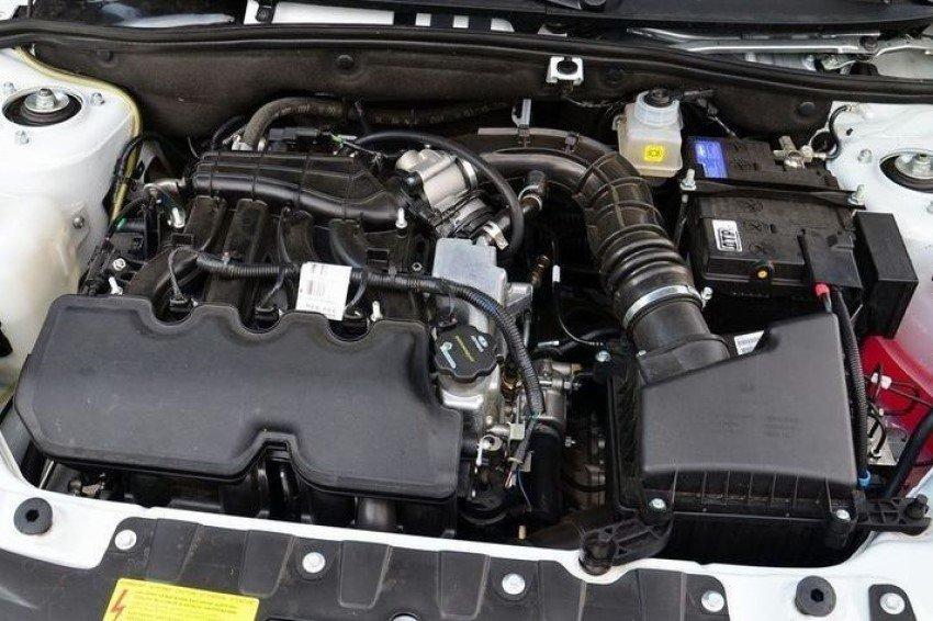"1,8-литровый мотор LADA Granta. Фото пресс-служба ""Супер-Авто"""