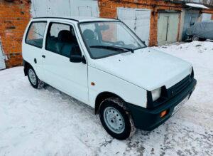 "ВАЗ-2111 ""Ока"". Фото AUTO.RU - Автомобили в России"