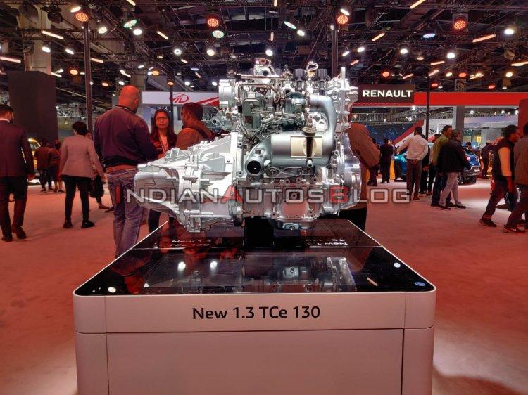 Турбомотор 1.3 TCe. Фото Indianautosblog.com