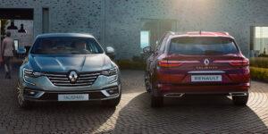 Renault Talisman. Фото Renault