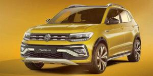 Volkswagen Taigun. Фото Volkswagen