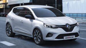 Новый Renault Sandero. Фото Колёса.ру