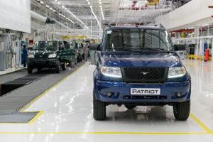 Минпромторг составил список системообразующих автозаводов
