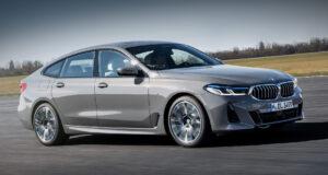 BMW 6-Series GT. Фото BMW