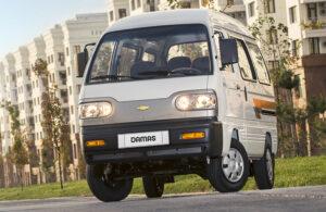 Chevrolet Damas. Фото пресс-служба UzAuto Motors
