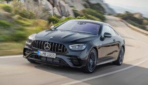 Купе Mercedes-Benz E-Class. Фото Mercedes-Benz