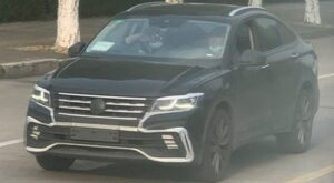 Купеобразный Volkswagen Tiguan. Фото news.cheshi.com