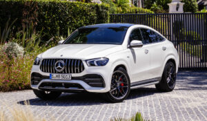 Mercedes-AMG GLE 53 Coupe. Фото Mercedes-Benz
