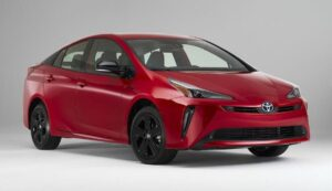 Toyota Prius 2020 Edition. Фото Toyota