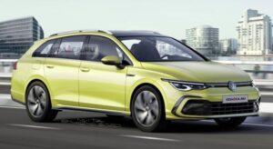 Универсал Volkswagen Golf. Фото Колёса.ру