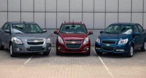 """Бюджетные Chevrolet узбекской сборки. Фото """"Келес Рус"""""""