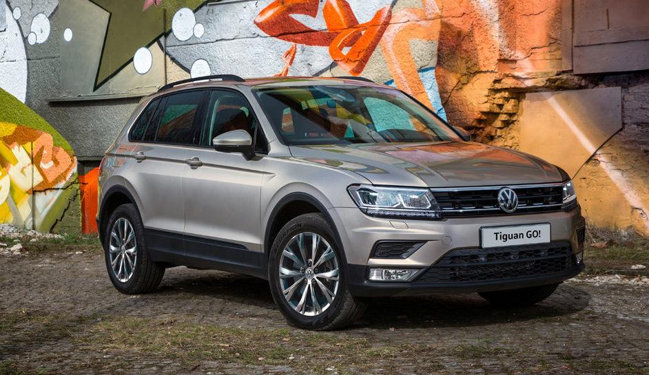 Volkswagen Tiguan GO