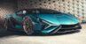 Lamborghini Sian Roadster. Фото Lamborghini