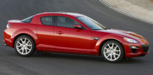 Mazda RX-8. Фото Mazda