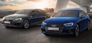 Audi A4 и A5 Edition One. Фото Audi