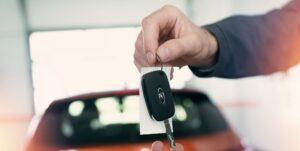 Ключи от автомобиля. Фото АвтоВАЗ