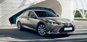 Lexus ES. Фото Lexus