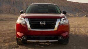 Nissan Pathfinder. Фото Nissan