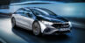 Mercedes-Benz EQS. Фото Daimler
