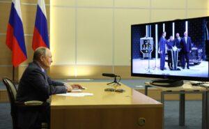 Владимир Путин. Фото Администрации Президента РФ (CC BY 4.0)