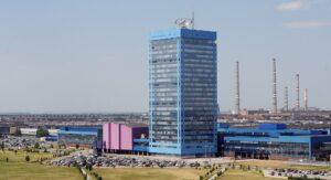 Главное здание АвтоВАЗа. Фото АвтоВАЗ