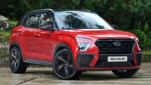 Спортивная версия Hyundai Creta. Рендер Колёса.ру
